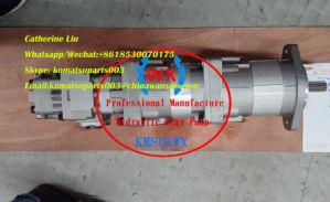 Komatsu 유압 기어 펌프 Wa200-6를 위해 705-56-26090