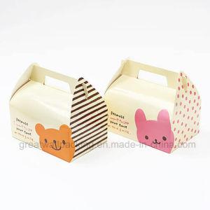 아이 특성 과자 서류상 포장 상자