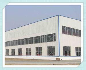 Estructura de acero de gran altura, la construcción de casas Casas Prefabricadas Edificio Industrial