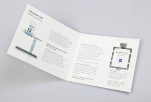 Бумага карты памяти USB 4c офсетной печати с ламинированием подключите флэш-накопитель 2 ГБ 1 ГБ