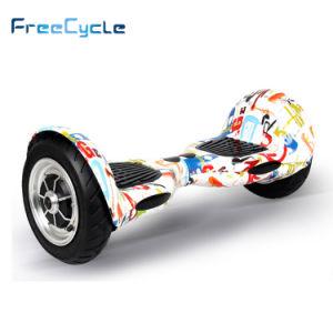 CE, RoHS, FCC genehmigt Samsung Akku 10-Zoll-intelligente 2-Rad-Elektro-Roller Stehen Hoverboard Elektroroller Skateboard Motorrad