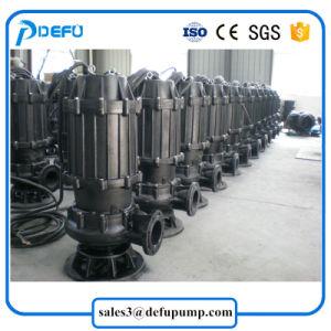 100m3/H en acero inoxidable papilla con precio de fábrica de bombas sumergibles