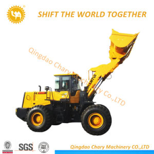 SL50W SL50wa sl50w-2 sl50w-3 Shantui de Lader van het Wiel van 5 Ton voor Verkoop