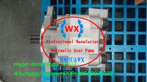 Производитель! ! ! OEM Komatsu 705-11-36100 гидравлические масляные насосы шестеренчатые насосы работы насоса подачи насоса трансмиссии для Lw200L-1 Строительные детали насоса