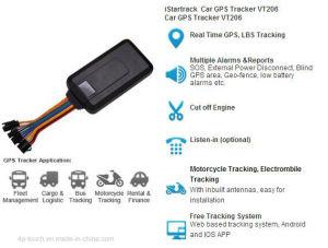 GPS van de auto/van het Voertuig Drijver met Echt - tijd het Plaatsen Tr06