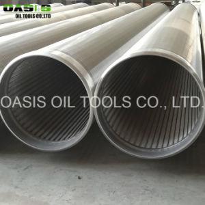 L'oasi fornisce al tubo scanalato dello schermo di collegare del cuneo di 304 316 V migliore qualità ed il prezzo competitivo