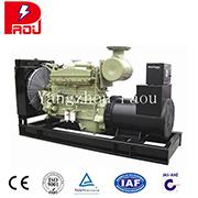 Cummins 160kw 3 Phase AC Diesel Sound Generator