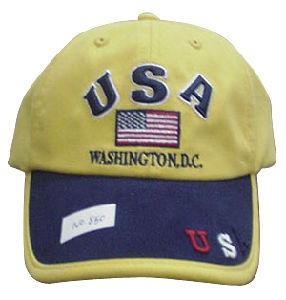米国Childrenのための100%柔らかいCotton Brushed Baseball Cap