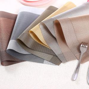 Индивидуального дизайна Пэ и ПВХ материал ресторан место коврик