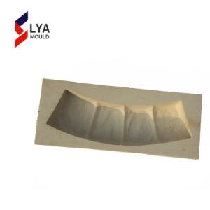 具体的な石造りのベニヤのパネルのゴム製人工的な壁型