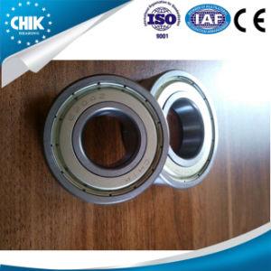 As peças da máquina Chik de sulco profundo do rolamento de esferas rolamentos industriais (6320 ZZ)