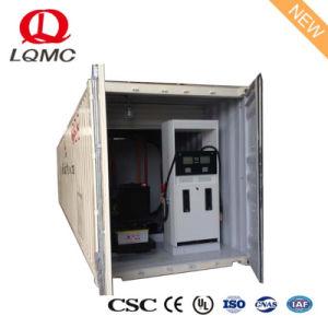 Verleende de Dienst van de verkoop en de Nieuwe Posten van de Brandstof van de Container van de Voorwaarde