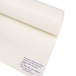 900g de tejido revestido de PVC lona