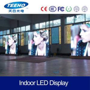 Haut7.62 Definitionp 1/8s Indoor Affichage LED RVB de l'étape