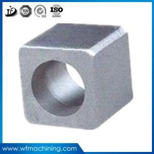 OEM de acero inoxidable laminado perfecta mueren/anillo anillo forjado con servicio de mecanizado