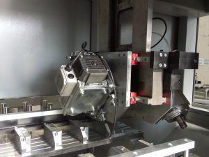 Cnc-Ausschnitt-Maschine für AluminiumFrofile Fenster Belüftung-