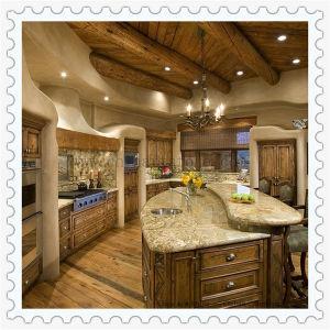 Les Chinois Blanc/Gris/Jaune Marbre Granit Comptoir de cuisine pour ...