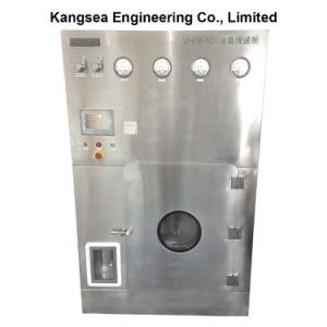 Fabricante da norma BPF Vhp esterilizar Caixa de derivação com H2O2 esterilizar caminho para a fábrica de produtos farmacêuticos