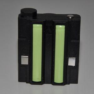Personnalisé de la batterie Ni-MH rechargeables avec coque en plastique