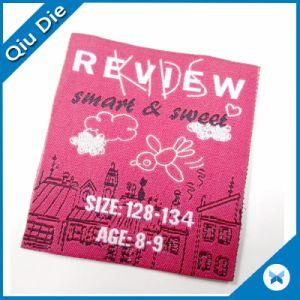 Revisión de la marca del Kid Etiquetas tejidas para ropa para niños