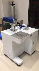 20W de Machine van de Gravure van de Laser van de vezel voor het Plastiek van het Metaal