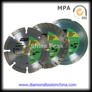 180mm Diamond Cutting Disc per Multi Cutting Purpose