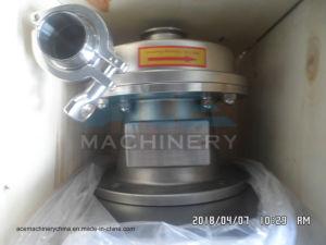 ASTM316L санитарные центробежный насос фланцевые соединения