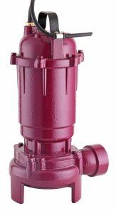 La serie wq Non-Block sumergible de aguas residuales bomba de agua con accesorios