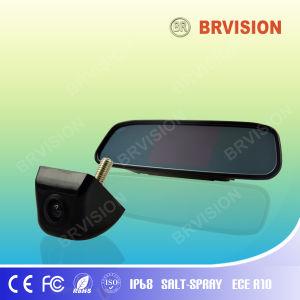 LCD TFT de 4,3 polegadas do Sistema de Monitoramento do espelho do veículo