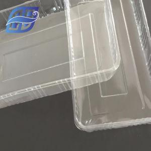 まめの皿(PVCボックス)が付いているカスタムプラスチックの箱