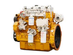 진짜 물 Yuchai 냉각 건축기계 디젤 엔진 Yc4a125 T3