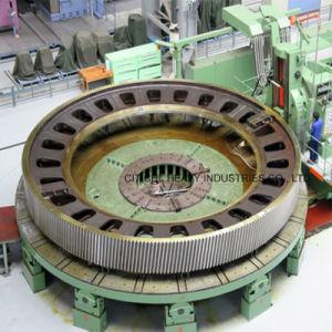 주철강 큰 모듈 회전하는 Klin의 헤링본 둘레 기어