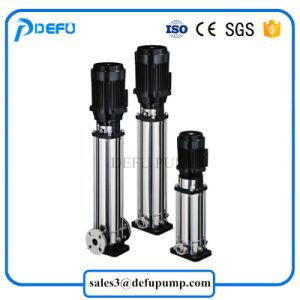 Pompa a più stadi verticale ad alta pressione della puleggia tenditrice per la lotta antincendio