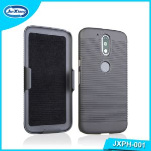 Cassa normale del telefono dei 500 dei modelli della banda della custodia per armi accessori del telefono per Motorola G4