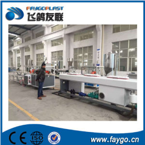 Máquina de hacer tubería de PVC 20-63mm