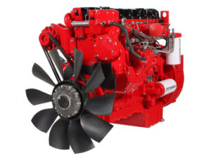 in de Dieselmotor Ie4d160-E4es van het Voertuig Lovol van de Waterkoeling van de Voorraad