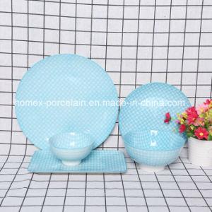 Western New Style populaire/La vaisselle en céramique en porcelaine