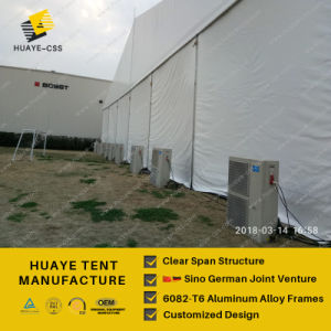 Для использования вне помещений тебя от ветра 30X60 M палатка в рамке для больших систем хранения данных