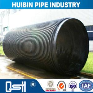 ゴルフコースの廃水のためのHDPEの大口径のPEのKrahの管