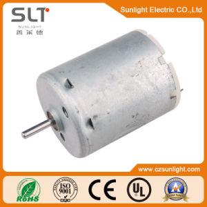 9V 18V DC cepillo eléctrico de alta calidad para el Bus de motor