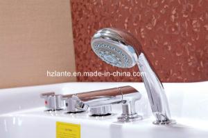 Luxury SPA Bañera del masaje con una garantía del año (TLP-634-G)