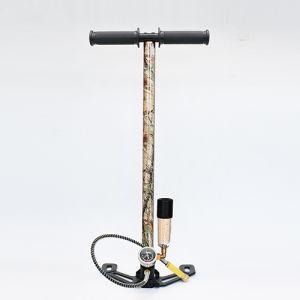 空気パックシステムが付いている300の棒高圧3の段階のエアライフルのPcpのハンドポンプ