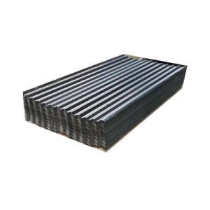 Dx51D DX52D SGCC tôle de toit ondulé galvanisé