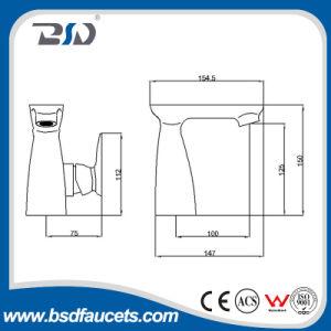 35mm Ceramitc Cartridge Economic Brass Shower Faucet
