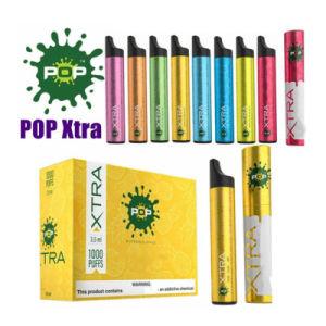 Newest 1000 bouffées 8 saveurs disponibles Pop Xtra Vape jetables