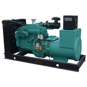 60Гц генераторная установка двигателя Cummins Silent типа 180квт