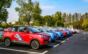 120km SUV de velocidade 380km quilometragem do veículo eléctrico