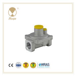 Heape alimentación fábrica pequeña válvula reguladora de gas natural para la Zona Industrial