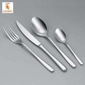 De aço inoxidável 304 Personalizável Garfo talheres/Spoon/Dinnerware da Faca
