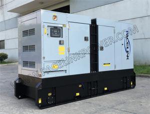 150kVA Cummins schielt leises Dieselfestlegenset mit Ce/ISO an